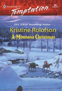 Cover Montana Christmas (Mills & Boon Temptation)