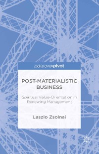 Cover Post-Materialist Business