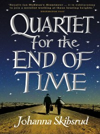 Cover Quartet for the End of Time