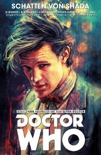 Cover Doctor Who - Der Elfte Doctor, Band 5 - Schatten von Shada