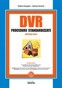 Cover DVR Imprese edili - Procedure standardizzate
