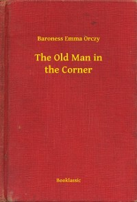 Cover Old Man in the Corner