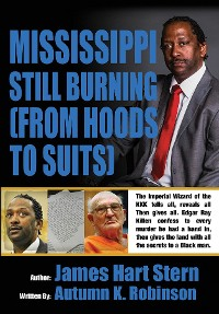 Cover MISSISSIPPI STILL BURNING