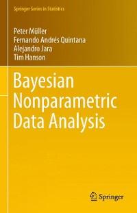 Cover Bayesian Nonparametric Data Analysis