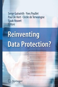Cover Reinventing Data Protection?