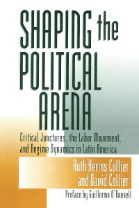 Cover Shaping the Political Arena