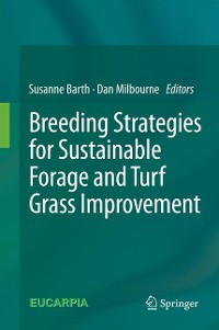 Cover Breeding strategies for sustainable forage and turf grass improvement