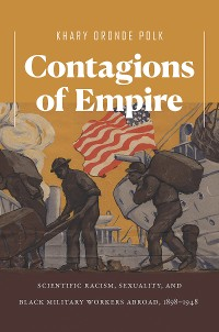 Cover Contagions of Empire