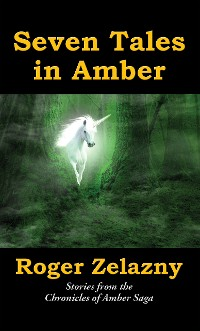 Cover Seven Tales in Amber