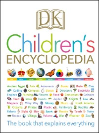 Cover DK Children's Encyclopedia