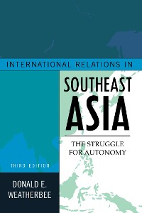 Cover International Relations in Southeast Asia