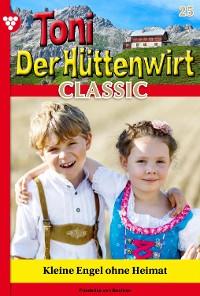Cover Toni der Hüttenwirt Classic 25 – Heimatroman