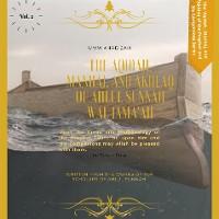 Cover The Aqidah, Manhaj and Akhlaq of Ahlul Sunnah wal Jama'ah