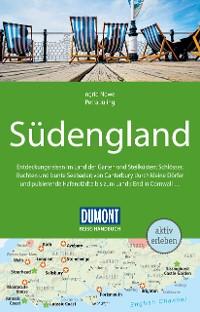 Cover DuMont Reise-Handbuch Reiseführer Südengland