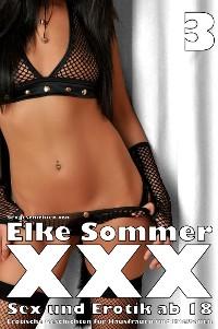 Cover XXX - Sexgeschichten von Elke Sommer