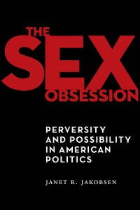 Cover The Sex Obsession