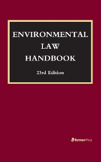 Cover Environmental Law Handbook