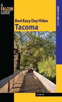 Cover Best Easy Day Hikes Tacoma