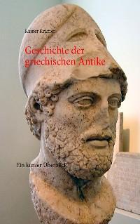 Cover Geschichte der griechischen Antike