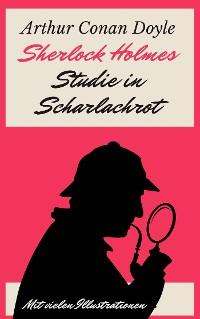 Cover Sherlock Holmes - Studie in Scharlachrot