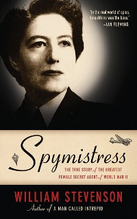 Cover Spymistress