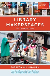 Cover Library Makerspaces