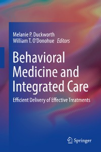 Cover Behavioral Medicine and Integrated Care
