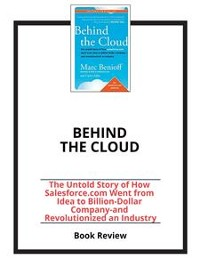 Cover Behind the Cloud
