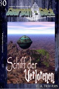 Cover GAARSON-GATE 030: Schiff der Verlorenen