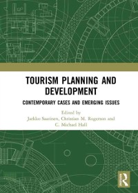 Cover Tourism Planning and Development