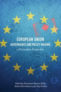 Cover European Union Governance and Policy Making