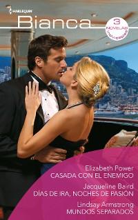 Cover Casada con el enemigo - Días de ira, noches de pasión - Mundos separados