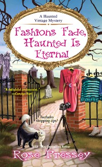 Cover Fashions Fade, Haunted Is Eternal