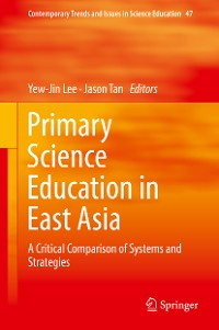 Cover Primary Science Education in East Asia