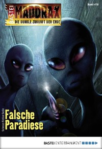 Cover Maddrax 478 - Science-Fiction-Serie