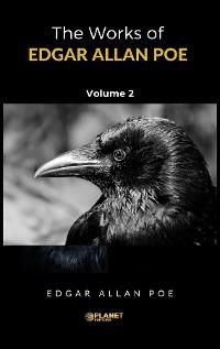 Cover The Works of Edgar Allan Poe, Volume 2