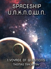 Cover SPACESHIP U.N.K.N.O.W.N.