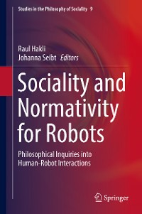 Cover Sociality and Normativity for Robots
