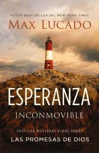 Cover Esperanza inconmovible