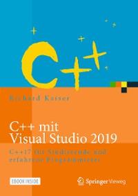 Cover C++ mit Visual Studio 2019
