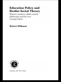 Cover Education Policy and Realist Social Theory