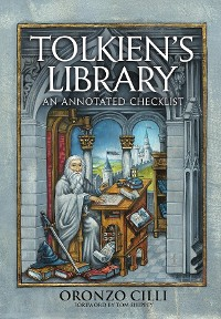 Cover Tolkien's Library