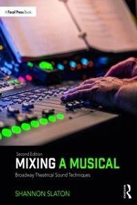 Cover Mixing a Musical