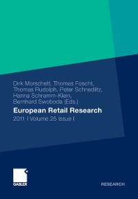 Cover European Retail Research