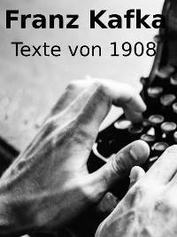 Cover Texte von 1908