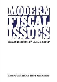 Cover Modern Fiscal Issues
