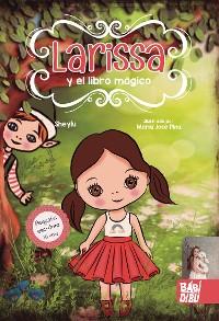 Cover Larissa y el libro mágico