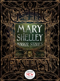 Cover Mary Shelley Horror Stories