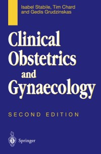 Cover Clinical Obstetrics and Gynaecology