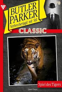 Cover Butler Parker Classic 70 – Kriminalroman